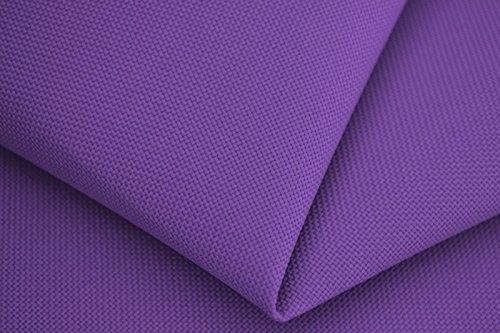 Tissu nylone imperméable couleur violet NL16