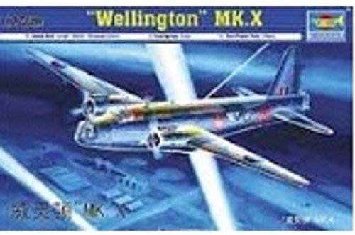 Trumpeter 01628 Modellbausatz Vickers Wellington Mk X