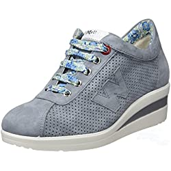 Melluso R20110E, Sneaker Donna, Blu (Jeans), 37 EU