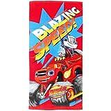 Toalla Blaze and the Monster Machines Blazing Speed algodon