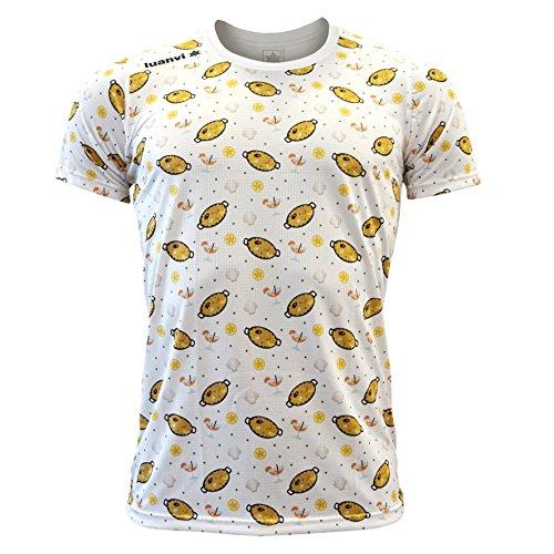 Luanvi Edición Limitada Camiseta técnica Paella