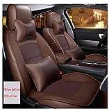 Protecteur de siège de voiture for sièges en cuir, compatible avec Volkswagen T-RoC...