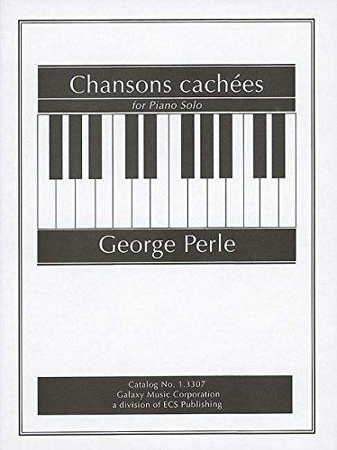 Chansons cachées: for piano solo. Klavier. (Cameo) (Perlen-taste)
