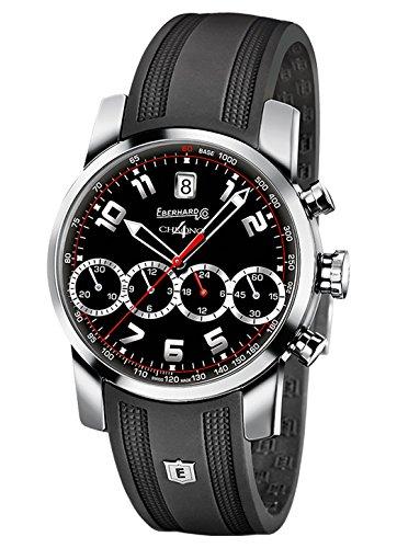 Eberhard & Co Orologio da polso da uomo Chrono 4Data Cronografo Analogico Automatico 31041.21CU