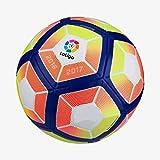 #9: RASCO Multicolor 12 Panel Laliga Pitch Football (Size 5)