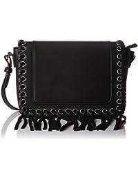 Womens Scs18 Shopminimal Tote Black Black (Black) Pimkie WuUWYVb