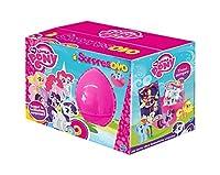 Pasqua è un appuntamento ancora più divertente con il Sorpresovo My Little Pony di Hasbro Il tradizionale uovo di Pasqua diventa un divertente contenitore ricco di sorprese per tutte le bambine che vogliono entrare nel mondo di Equestria. Ogn...