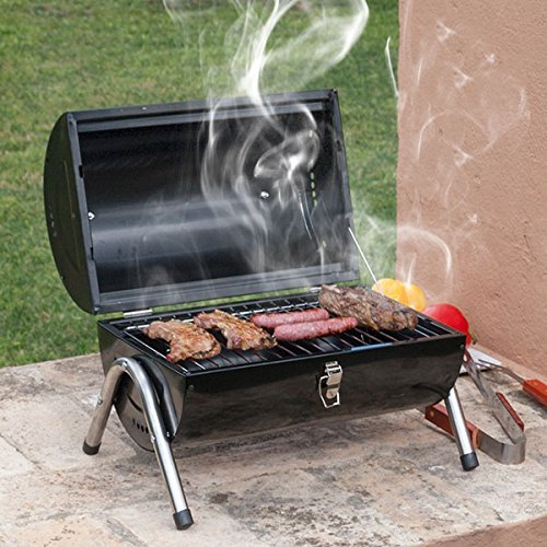 Classic-BBQ-Griglia-a-carbone-rotondo-41-x-37-x-29-cm