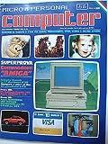 M & P Computer n.66 giu 1986 Commodore Amiga-IBM-APPLE unidisk [SR]
