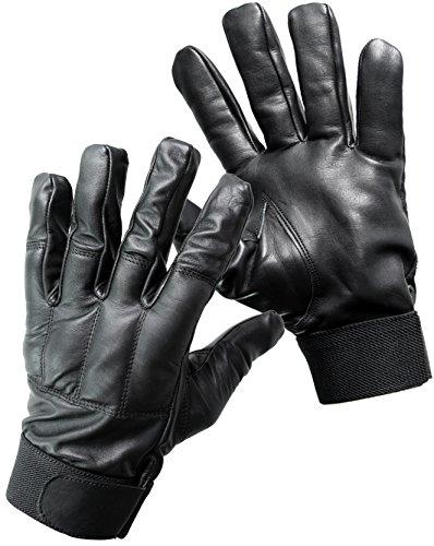 PRODEF® Quarzsand Handschuhe, Level-5 Schnittschutz, Leder (XXL)