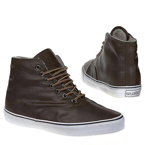 Isotoner, ab 0060, il tempo libero scarpe Marrone