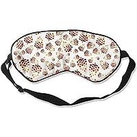 Sleep Eye Mask Nut Abstract Lightweight Soft Blindfold Adjustable Head Strap Eyeshade Travel Eyepatch E3 preisvergleich bei billige-tabletten.eu