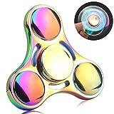 10-fidget-hand-spinner-qcoqce-k11-arco-iris-colorido-edc-tri-fidget-mano-spinning-toy-tiempo-asesino