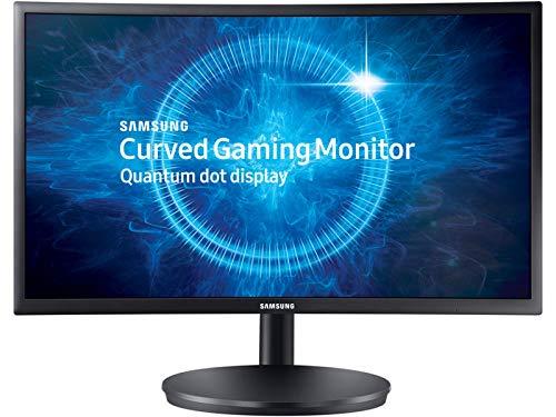 Samsung inch Curved Gaming Monitor - Samsung 24 inch Curved Gaming Monitor - CFG70