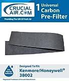 Unbekannt Universal-Luftfilter für Sears Kenmore, Honeywell Duracraft Holmes, Whirlpool, Jäger und Sunbeam, DeLonghi, Luft-Filter mit 38002; für