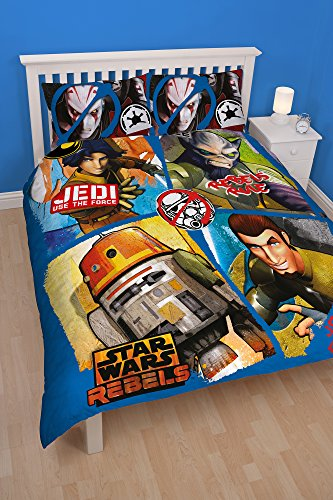 Quilt Wars Set Star (Star Wars 'Rebels' Doppel Bettbezug)