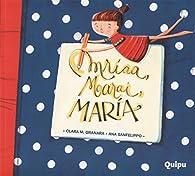 Mriaa, Marai, Maria par Clara Granara