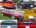 Chevrolet Chevy Camaro Außenrück Chrome Auto Einsätze Letters Emblem Heckklappenverkleidung Set Logo 1996 1997 1998 1999 2000 2001 2002