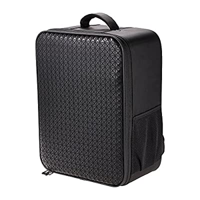 Goolsky Diamond Grid Shockproof Outdoor Portable Backpack Waterproof Shoulder Bag for XIAOMI MI Drone FPV Quadcopter
