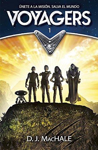 Voyagers (Serie Voyagers 1) por D.J. MacHale