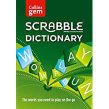 Collins Scrabble Dictionary Gem Edition