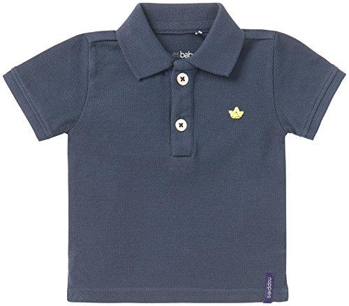 Noppies Baby-Jungen Poloshirt B Polo Ss Firenze, Blau (Navy C166), 74