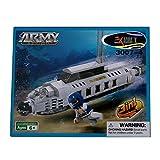 #2: Adraxx DIY Hobby 3D Fighter Spaceship Model Assembling Kit