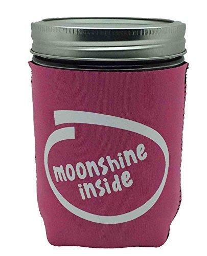 jar-z moonshineinsidepinkp Mason Jar Jacke, 1Pint, Pink
