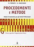 Procedimenti e metodi. Modulo G. Per le Scuole superiori