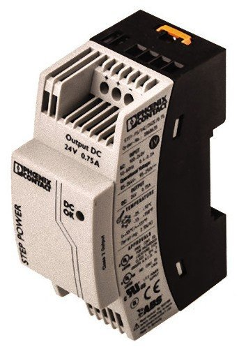 Phoenix Contact Alimentation Step pour PS/1 AC/24DC/0,75, 2868635