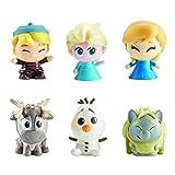 Disney Mash'ems Frozen Fash'ems Figuras de colección de Frozen, 1 Unidad