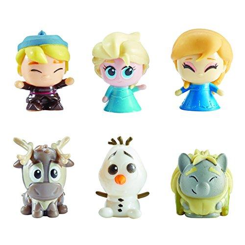 Mash'ems Disney Frozen Fash'ems Figuras de colección de Frozen, 1 unidad, multicolor