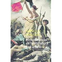 Historia social de la literatura 2 / The Social History of Art (Ensayo-art)