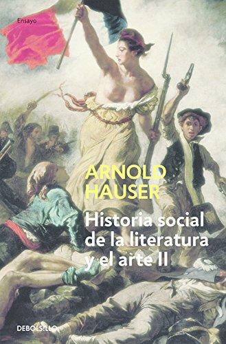 Historia Social De La Literatura Y El Arte II (ENSAYO-ARTE)