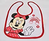 Pack of 3 Minnie Mouse Bibs