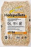 Premium Pellets, Heizpellets 15kg Säcke