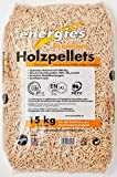 Holzpellets nach DIN Plus 30 Kg Sackware (2 Säcke a 15 KG)(Grundpreis Kg /0,533