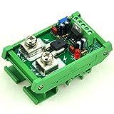 Electronics-de salón de montaje en riel de DIN + / -100 amp AC/Sensor de corriente continua, basado en ACS758