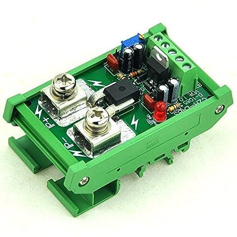 Electronics-Salon Support rail DIN +/-150amp courant AC/DC Module de capteur, basé sur le acs758