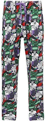 Unbekannt The Joker Arkham Asylum Pyjama-Hose Multicolour L