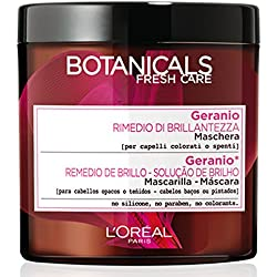 L'Oreal Paris Botanicals Mascarilla Botanicals Remedio de Brillo para Cabellos Opacos o Teñidos - 200 ml