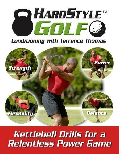 HardStyle Golf Conditioning with Terrence Thomas by Terrence Thomas (2006-09-15) par Terrence Thomas
