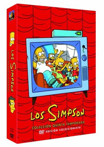 los-simpson-5-temporada-edicion-coleccionista-dvd