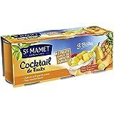 St mamet cocktail de fruits 3x 1/4 125g - ( Prix Unitaire ) - Envoi Rapide Et Soignée