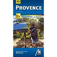 Provence MM-Wandern: Wanderführer mit GPS-kartierten Karten.