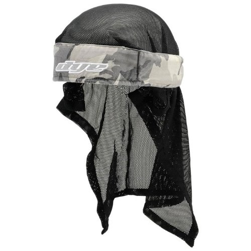 Dye Paintball Zubehör Head Wrap Stirnband, Sand, Onesize