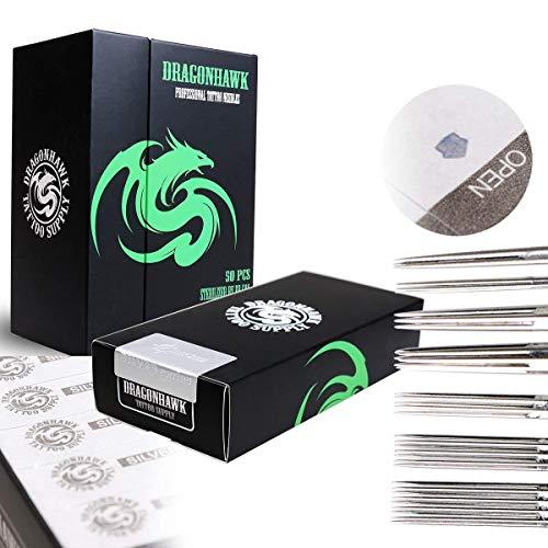 Dragonhawk Silver Series Tattoo Needles Assorted Liners