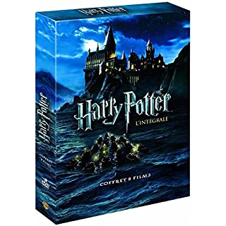 Coffret intégrale harry potter [FR Import]