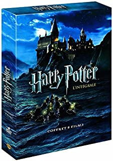 Harry Potter - l'Intégrale des 8 Films - Le monde des Sorciers de J.K. Rowling - Coffret DVD (B00K3OM4E8)   Amazon Products