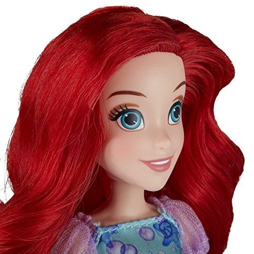 Disney Princess Ariel Brillo Real. (Hasbro E0271ES2)